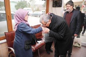 Murat Aydın'ın Beykoz köylerindeki renkli anları