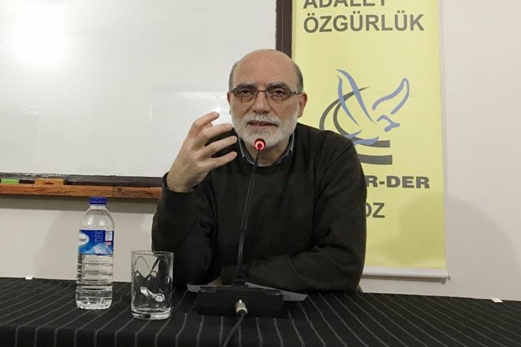 Özgür-Der Beykoz'dan, hukuk ve adalet