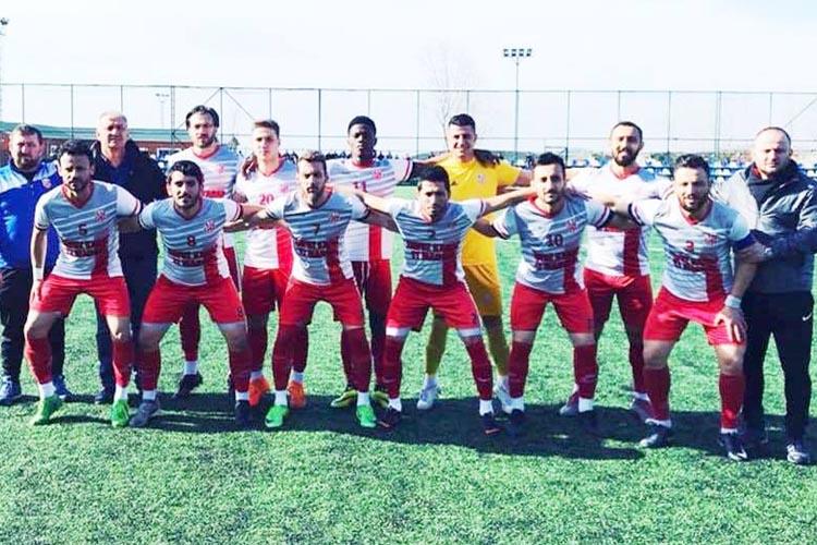 Çavuşbaşıspor Süper Amatör Lig'e 'merhaba' dedi