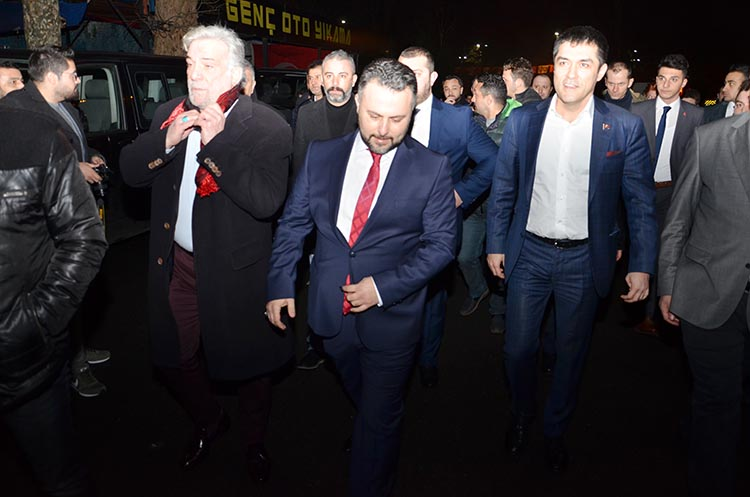 Beykoz, İYİ Parti ve Bilgehan Murat Miniç
