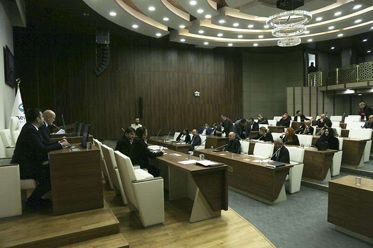 Beykoz Belediye Meclisi'nde Şubat ayı kararları