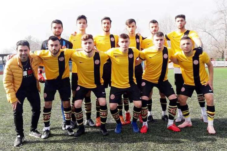 Beykozspor 1908 AŞ U19 oldukça mutlu: 4-0