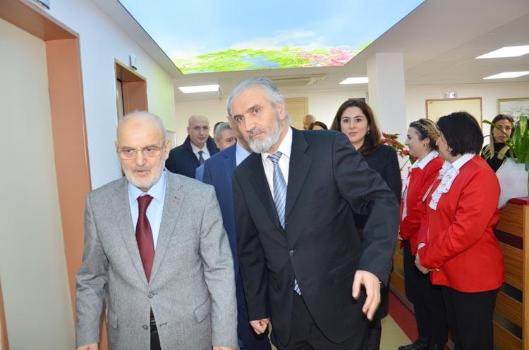 Beykoz'da Palyatif Bakım Merkezi yenilendi