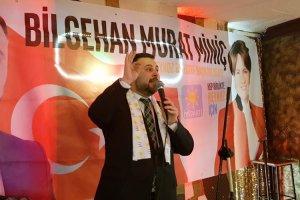 İYİ Parti Beykoz Adayına Çavuşbaşı'nda büyük ilgi