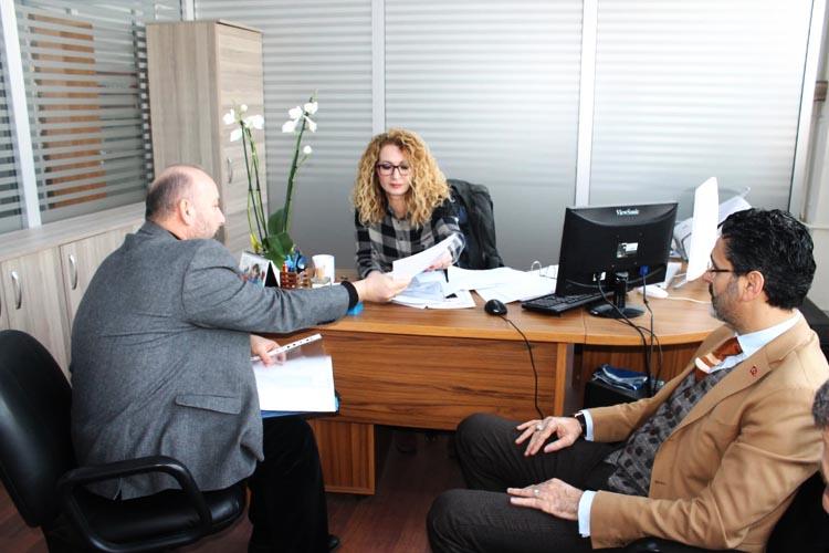 SP Beykoz Meclis Üyesi listesi teslim edildi