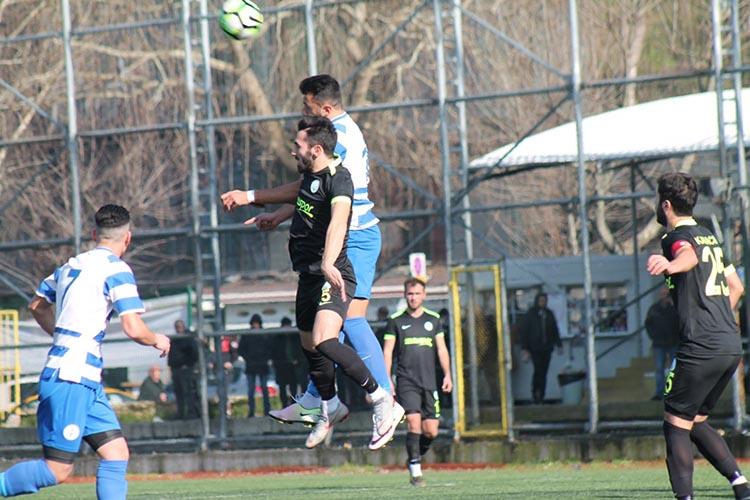 Kavacıkspor Klasmanda ilk galibiyetini aldı