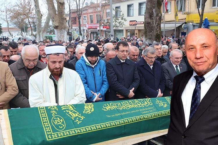 Bahtiyar Kefal Beykoz'dan Görele'ye uğurlandı