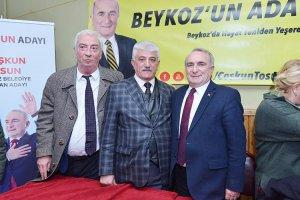 CHP Beykoz'da İncirköy'ü kale ilan etti