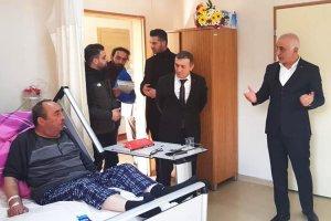 MHP'nin Beykoz'da Cumhur İttifakı ziyaretleri