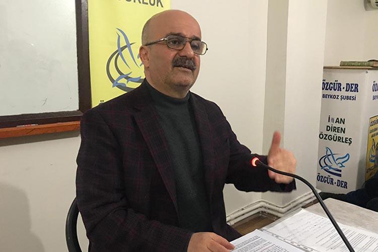 İsmail Ceyran Beykoz'da israfın boyutunu açıkladı