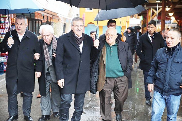 AK Partili Murat Aydın Anadolukavağı'ndan söz aldı