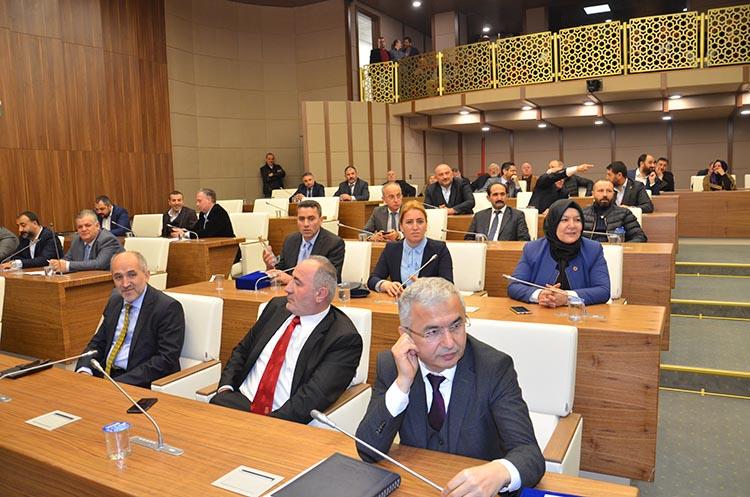 Beykoz Belediyesi yeni Meclis Salonu açıldı