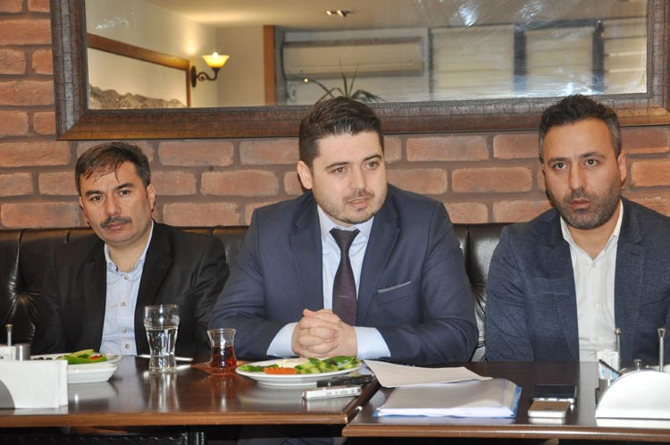 Bağımsız aday Beykoz'a hukuku hatırlattı