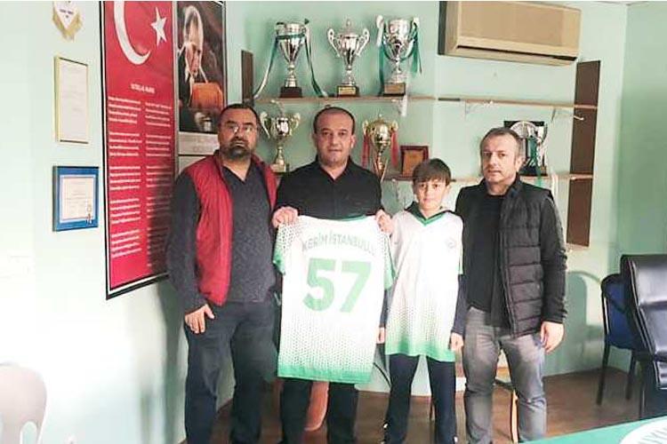 Gümüşsuyu Spor Kulübü gelecekten umutlu