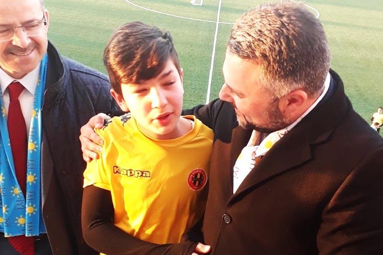 Bilgehan Murat Miniç, Beykozspor'a sahip çıkacağız