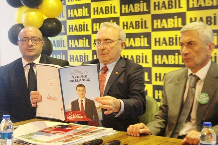 Coşkun Tosun'un Beykoz'daki hedefi 75 bin oy