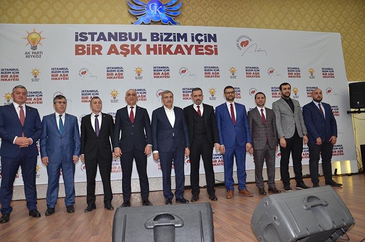 AK Parti Beykoz'dan Rize ve Trabzon hamlesi