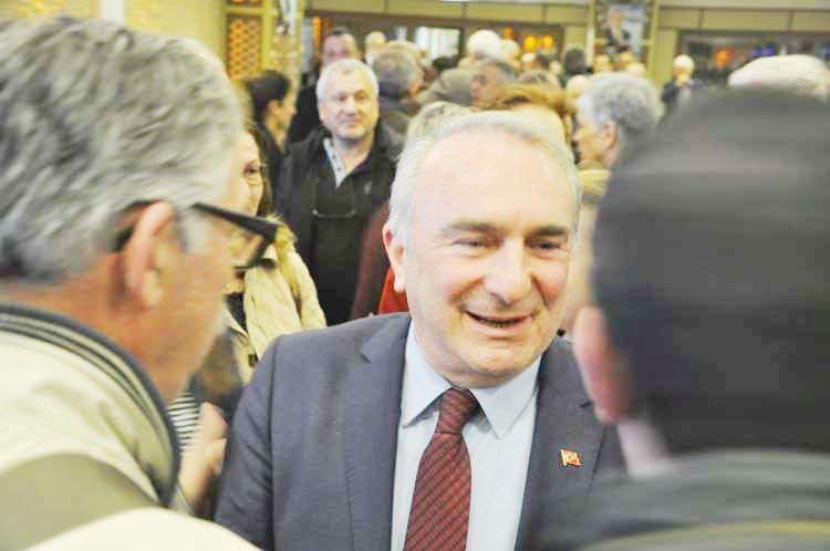 CHP Adayı Coşkun Tosun Beykoz projelerini anlattı
