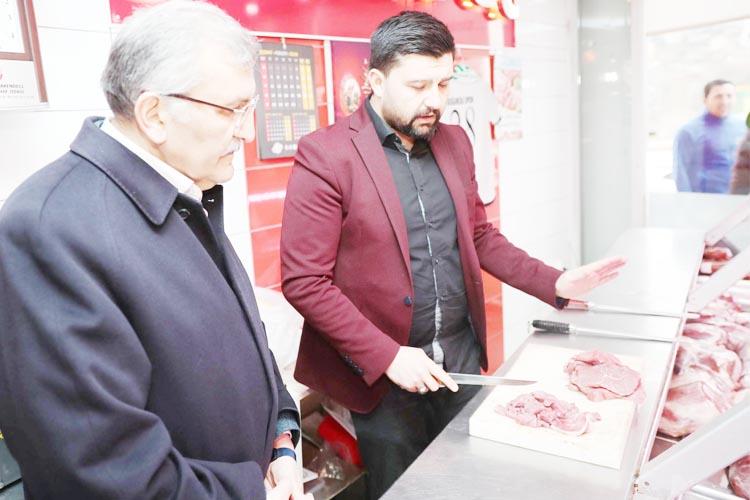 Murat Aydın Soğuksu'da ne kasap bıraktı ne eczane