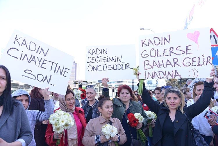 Coşkun Tosun'a Beykoz'da kadın desteği