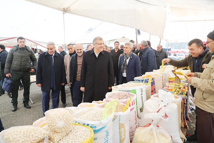 Yalıköy pazarcıları Beykoz'a otogar ve oto sanayi istedi