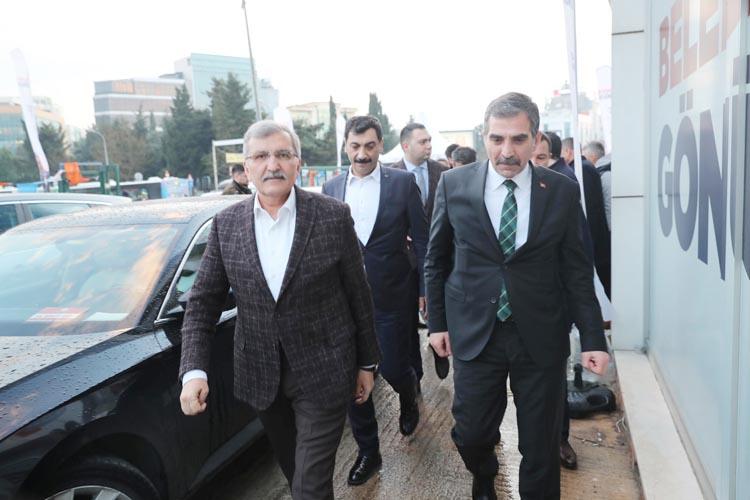 MHP'li danışmandan AK Parti Beykoz'a ziyaret