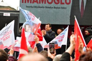 Beykoz'da İmamoğlu'na ilgi giderek artıyor