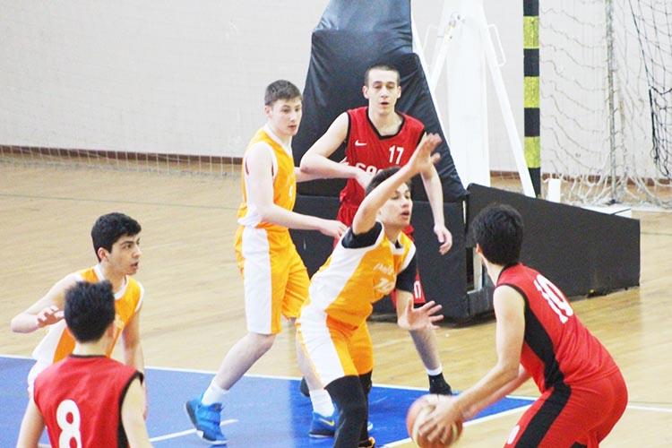 Beykoz'da basketbol şenliği tamamlandı