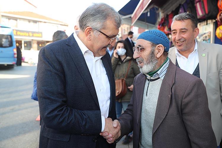 Beykoz'da Erdoğan'ın partisinden olunca iş değişiyor
