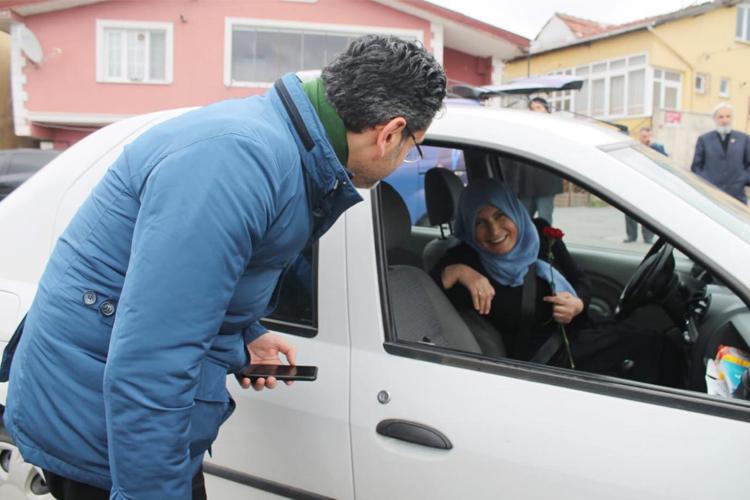 Soğuksu Mahallesi Muharrem Kaşıtoğlu'nu ağırladı