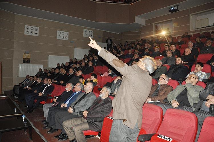 Beykoz Müftülüğü'nden Çanakkale konferansı