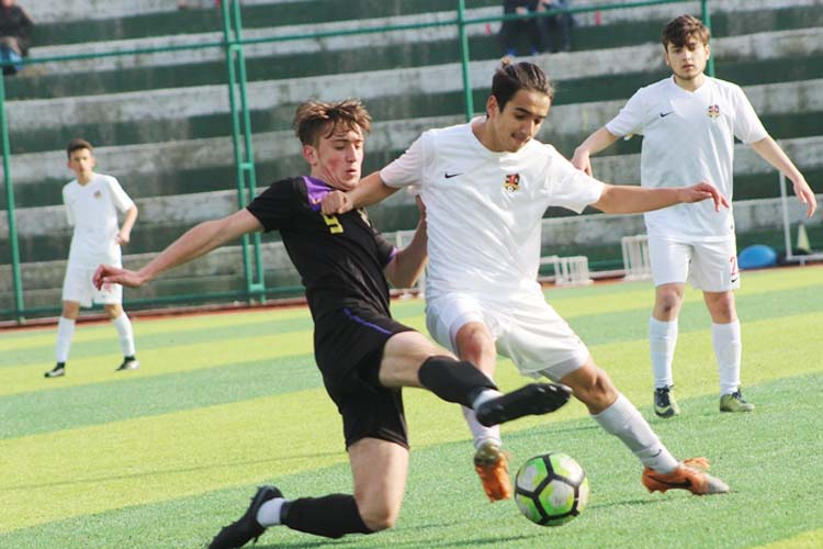 Çubukluspor U19 bitime 2 hafta kala