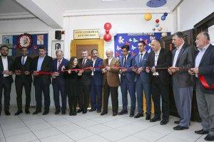 Beykoz'un okullarına 3 yeni kütüphane