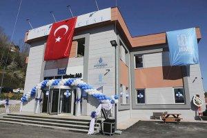 İSKİ'den Beykoz'a yeni hizmet binası