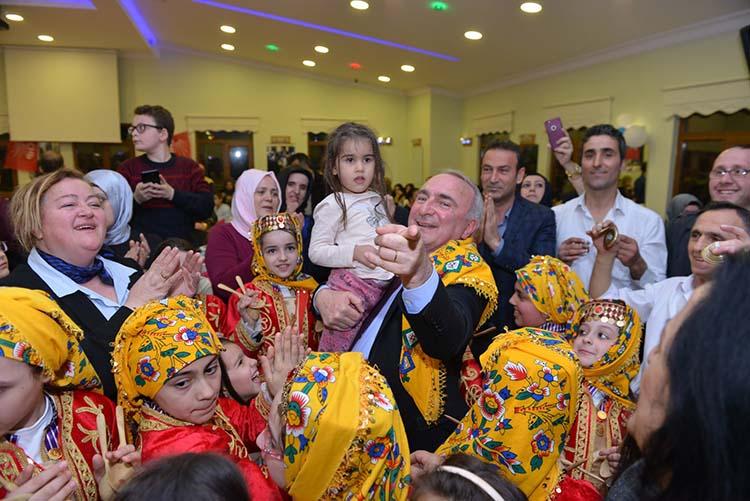 Kastamonulular Beykoz'da Tosun'u iyi karşıladı