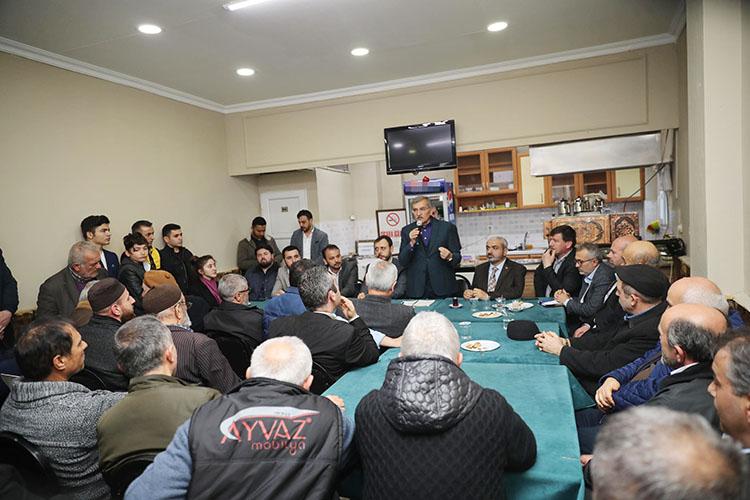 Murat Aydın Beykoz Tokatköy'de büyük laf etti