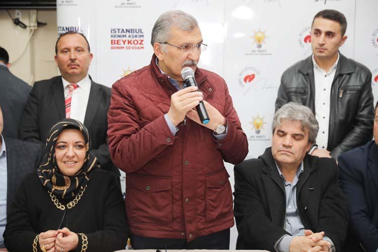 Beykoz'da zengin fakır ayrımını kaldırmak istiyoruz