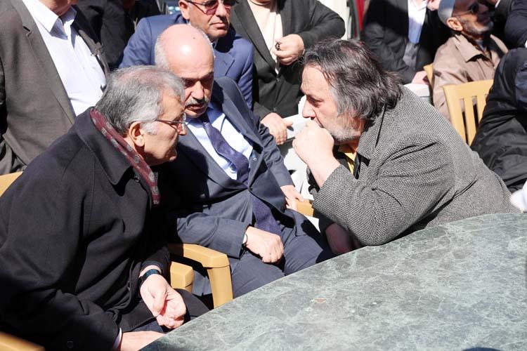 İsmail Türüt ile Murat Aydın Beykoz'da karşılaşınca