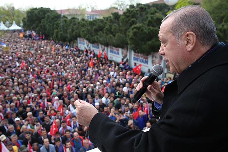 Recep Tayyip Erdoğan 29 Mart'ta Beykoz'a geliyor
