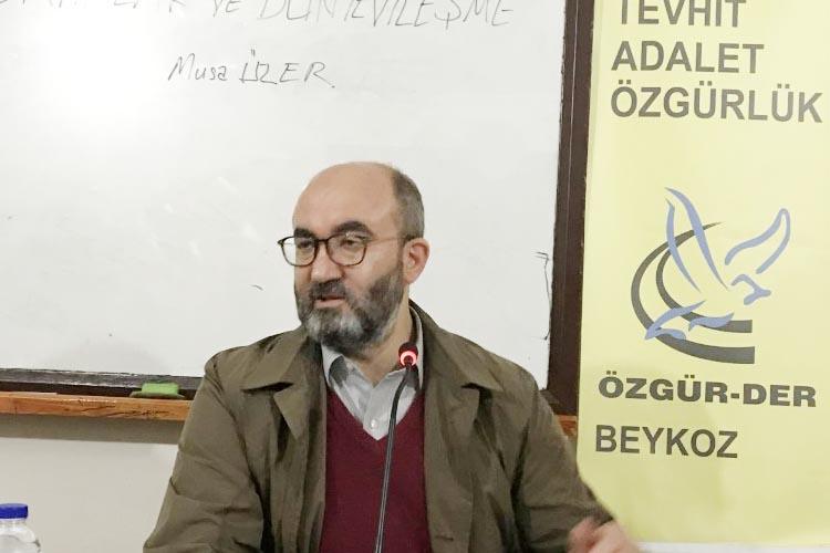 Beykoz'da Dünyevileşme ve Müslümanlar konferansı