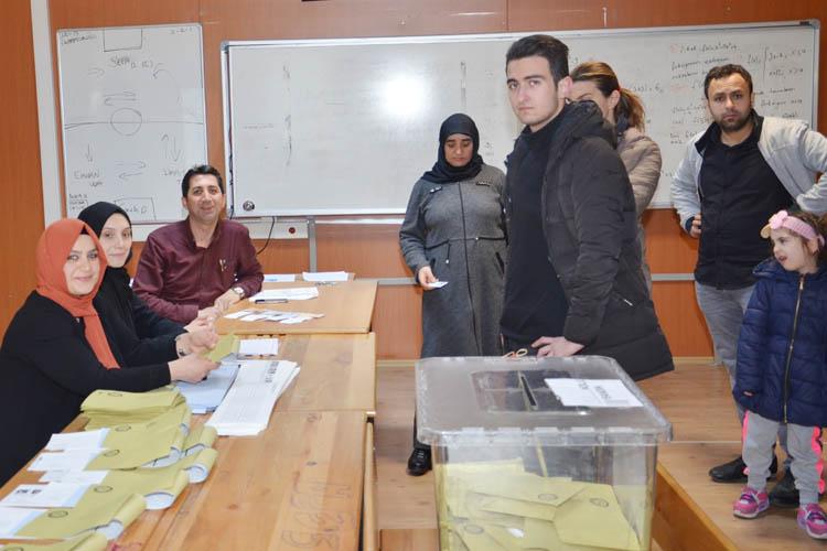 Beykoz'da muhteşem yerel seçim