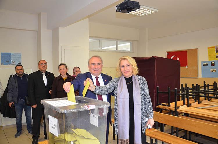 Coşkun Tosun'dan seçim sonrası ilk açıklama