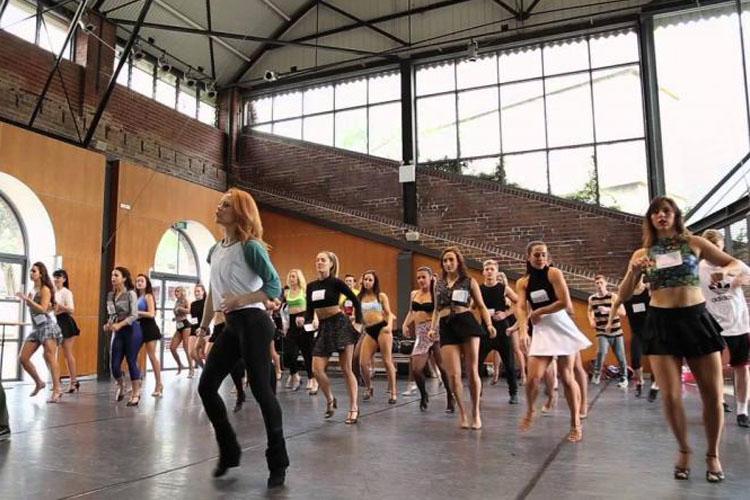 Beykoz'da Nur Doğan ile dans atölyesi