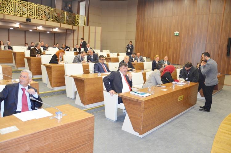 Beykoz Meclisi 2018 faaliyet raporunu onayladı