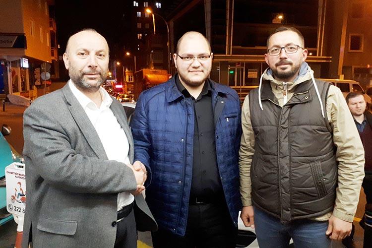 Saadet Partisi Beykoz Yönetimi'nde değişlik