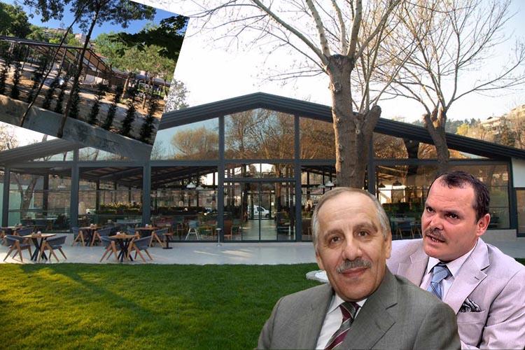 Beykoz'a müze yapacaklardı, nargile kafe yaptılar