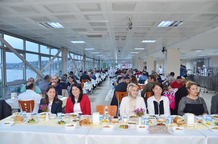 Beykoz Devlet Hastanesi'nde manevi buluşma