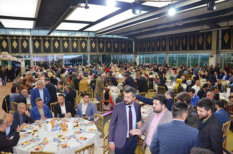 AK Parti Beykoz'da İstanbul çalışmalarına başladı