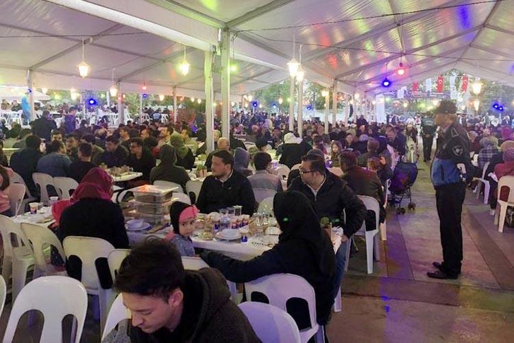 Beykoz'da 12-13 Mayıs iftar sofraları nerede?