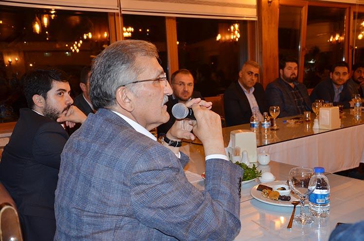 Beykoz Belediye Başkanı ile 3 saat enine boyuna